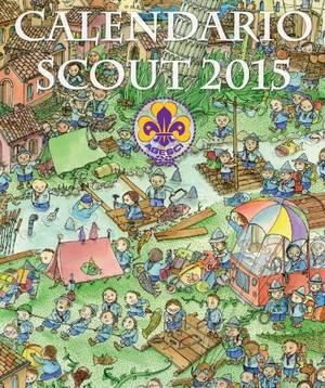 calendario agesci 2015