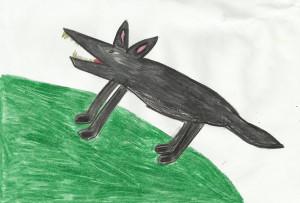 Il lupo di Alessia