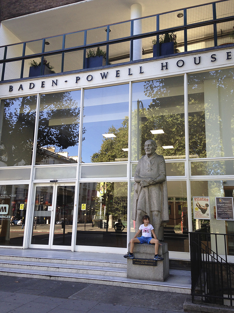 Baden powell house agesci busto arsizio 3 for Powell house
