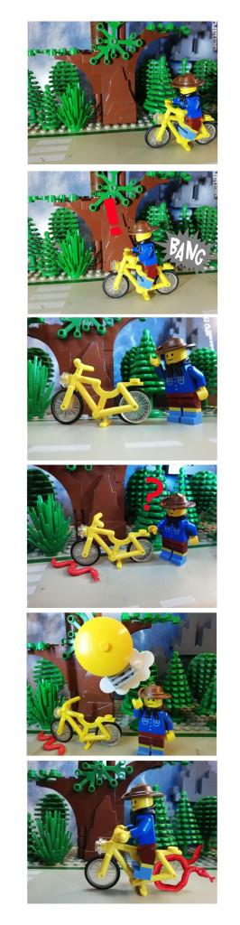 Vignetta LEGO